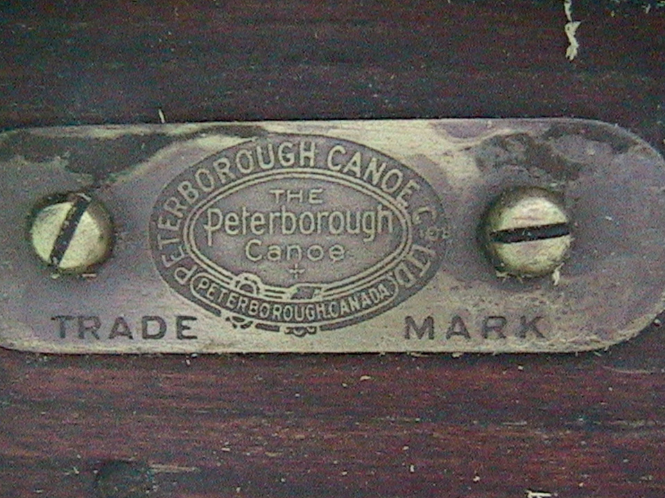 Peterborough thwart tag
