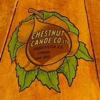 Chestnut Canoe Company decal