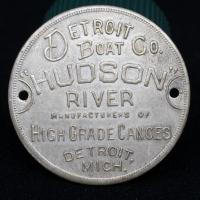 Detroit Hudson River tag