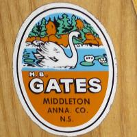 Harold Gates Decal