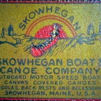 Skowhegan Decal